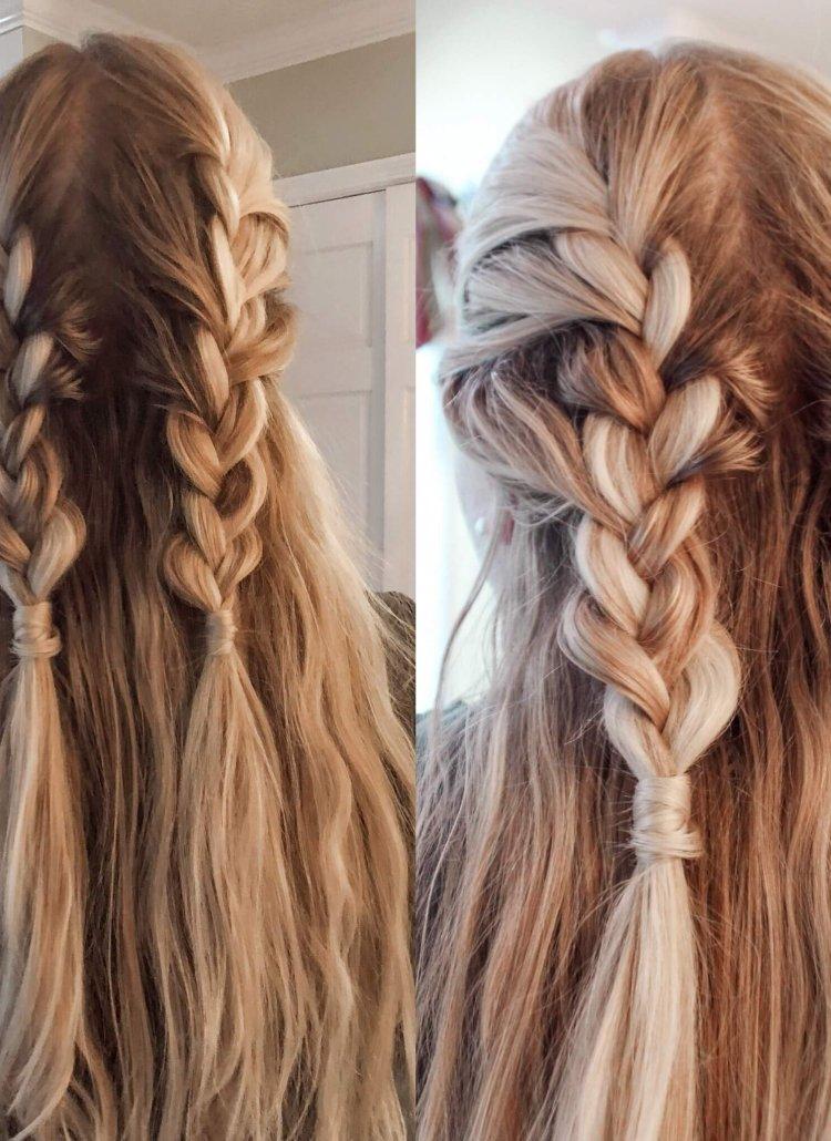 hair tips for a music festival